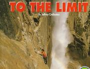 To the limit by Jeffrey Crelinsten