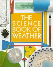 Cover of: The science book of weather
