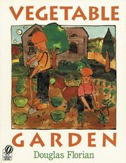 Cover of: Vegetable Garden (Voyager Books)