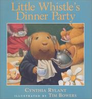 Cover of: Little Whistle's Dinner Party