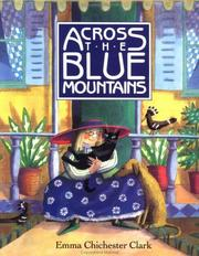 Cover of: Across T·H·E Blue Mountains
