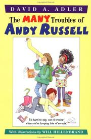 Cover of: The Many Troubles of Andy Russell