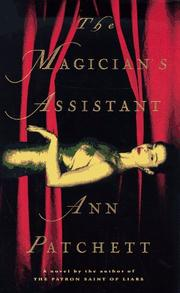 Cover of: The magician's assistant