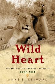 Cover of: Wild heart | Anne E. Neimark