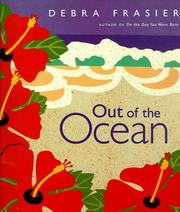 Cover of: Out of the Ocean Book: A Picture Book With Treasure Bag and Ocean Journal