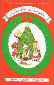 Cover of: A Christmas sampler