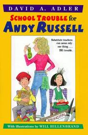 Cover of: School trouble for Andy Russell