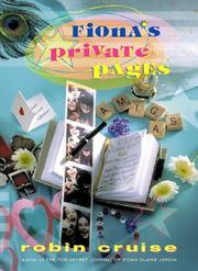 Cover of: Fiona's private pages