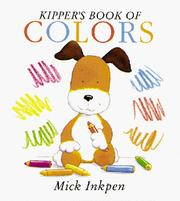 Cover of: Kipper's book of colors