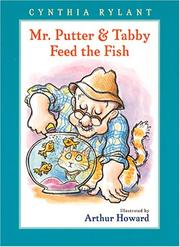 Cover of: Mr. Putter and Tabby Feed the Fish