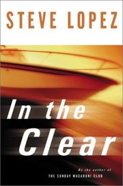 Cover of: In the clear