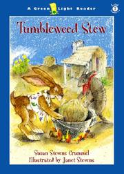 Cover of: Tumbleweed Stew (Green Light Readers Level 2) | Susan Stevens Crummel