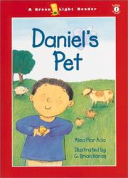 Cover of: Daniel's pet =