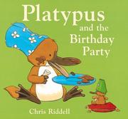 Cover of: Platypus and the birthday party