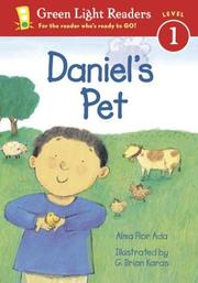 Cover of: Daniel's Pet