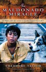 Cover of: The Maldonado miracle