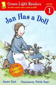 Cover of: Jan Has a Doll (Green Light Readers Level 1) | Janice Earl
