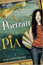 Cover of: A portrait of Pia