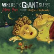 Cover of: Where the giant sleeps