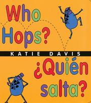Cover of: Who Hops?/Quien salta?