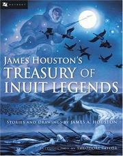 Cover of: James Houston's Treasury of Inuit Legends (Odyssey Classics (Odyssey Classics))