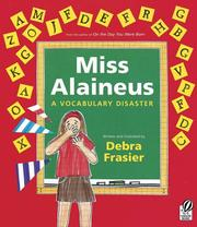 Cover of: Miss Alaineus: a vocabulary disaster
