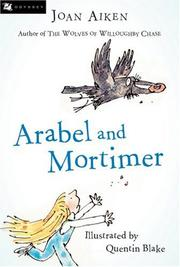 Cover of: Arabel and Mortimer by Joan Aiken