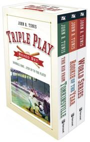 Cover of: Triple Play Boxed Set | John R. Tunis
