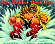 Cover of: Red Rubber Boot Day