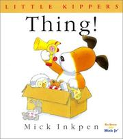 Cover of: Thing!