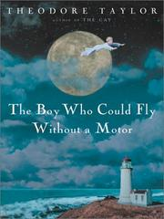 Cover of: The boy who could fly without a motor