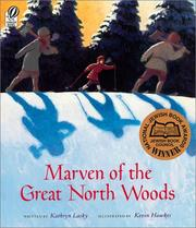 Cover of: Marven of the Great North Woods