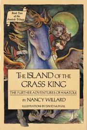 Cover of: The island of the grass king