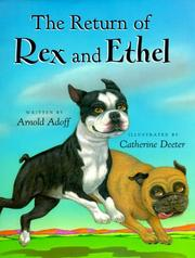 Cover of: The return of Rex and Ethel