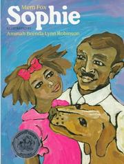 Cover of: Sophie