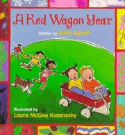Cover of: A red wagon year