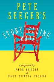 Cover of: Pete Seeger's storytelling book