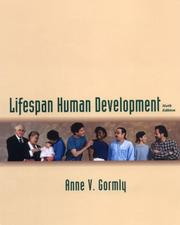 Cover of: Lifespan human development