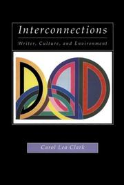 Cover of: Interconnections