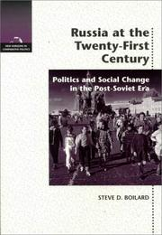 Cover of: Russia at the twenty-first century