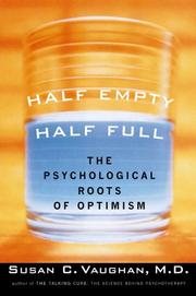 Cover of: Half empty, half full