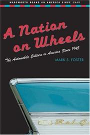 Cover of: A Nation on Wheels