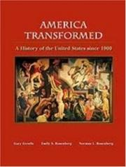 Cover of: America transformed