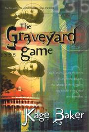 Cover of: The graveyard game