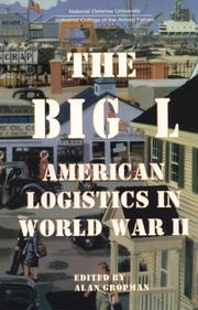 Cover of: Big 'L': American Logistics in World War 2