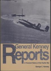 Cover of: General Kenney Reports | George C. Kenney