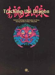 Cover of: Tracking the dragon |