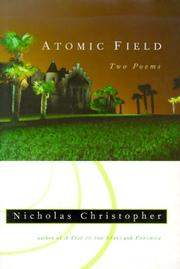 Cover of: Atomic Field