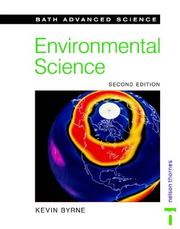 Cover of: Environmental Science (Bath Science 16-19)