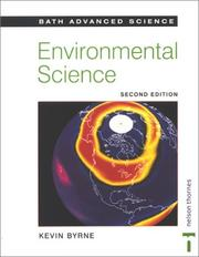 Cover of: Environmental Science (Bath Advanced Science)